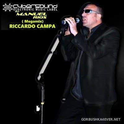 Manuel Rios DJ - Riccardo Campa Megamix 2K16