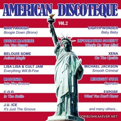 American Discoteque vol 2 [2016]