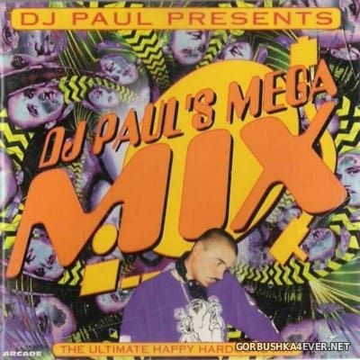 [Arcade] DJ Paul's Megamix - The Ultimate Happy Hardcore Mix [1995]