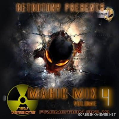 Retrotony presents Magic Mix vol 04 [2016]