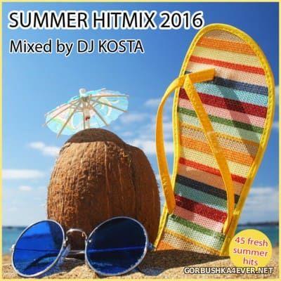 DJ Kosta - Summer Hitmix 2016