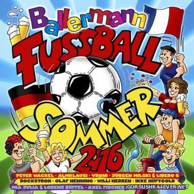Ballermann Fussball Sommer 2016