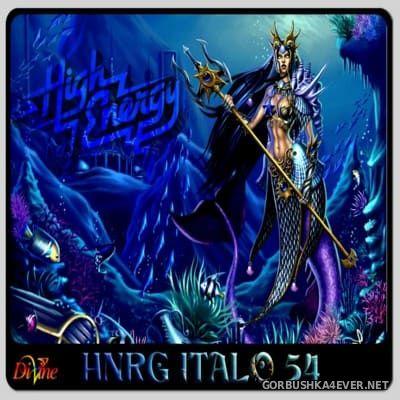 DJ Divine - HNRG Italo 54 [2015]