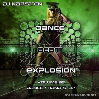 DJ Karsten - Dance Beat Explosion vol 59 [2016]