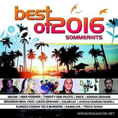 Best Of 2016 Sommerhits [2016] / 2xCD