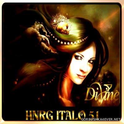 DJ Divine - HNRG Italo 51 [2015]