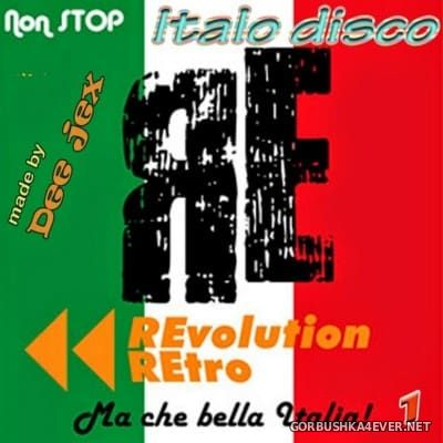 Italo Disco Mix 1 by Dee Jex
