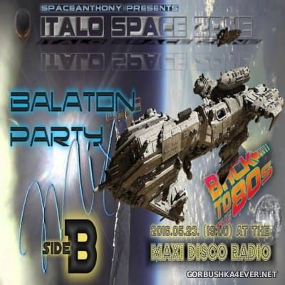 Balaton Party Mix vol 1 [2016] Side B