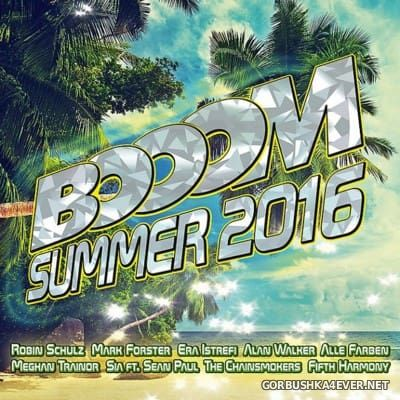 Booom Summer 2016 / 2xCD