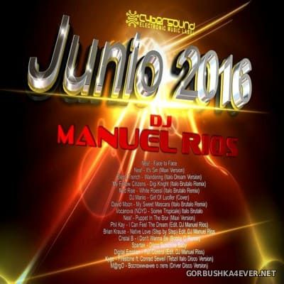 Manuel Rios DJ - Junio Mix 2016