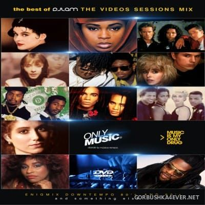 DJ LAM - Enigmix The Video Sessions Mix