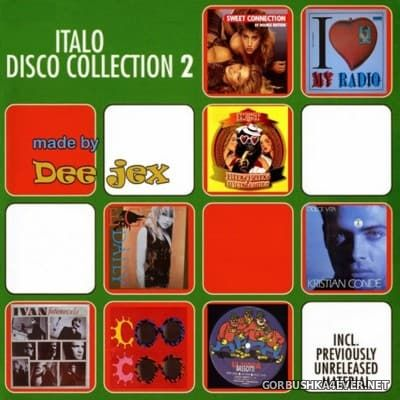 Italo Disco Mix 2 by Dee Jex