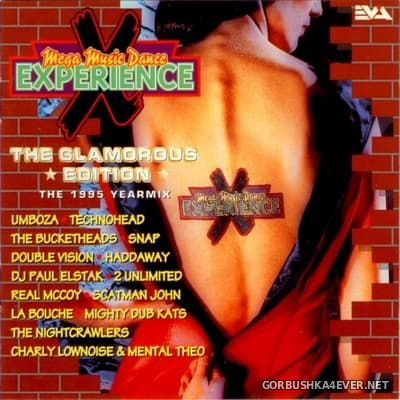 Mega Music Dance Experience - The Glamorous Edition - The 1995 Yearmix / 2xCD