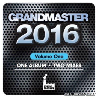[Mastermix] Grandmaster 2016 vol 01 & DJ Set 31 [2016] / 2xCD