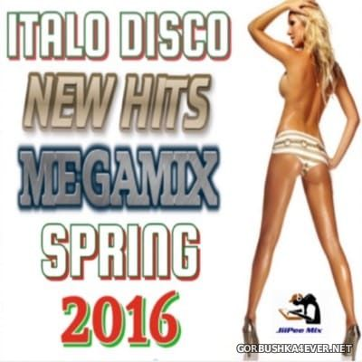 Spring ItaloDisco New Hits Megamix 2016 by JiiPee Mix