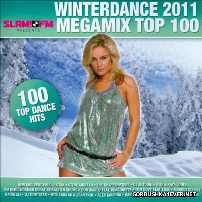 WinterDance Top 100 Megamix 2011 / 3xCD