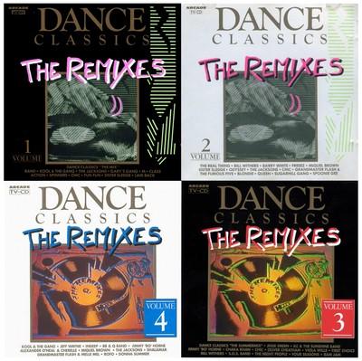 Dance Classics - The Remixes - volume 01-04 [1989-1990]