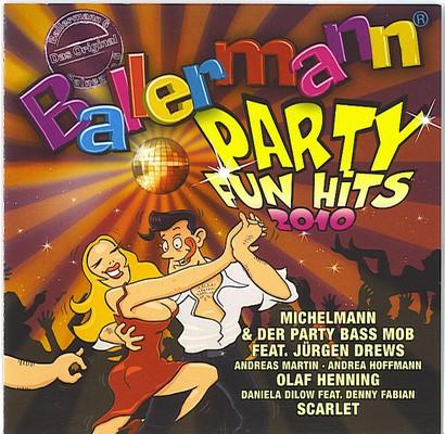 Ballermann Party Fun Hits [3xCD]