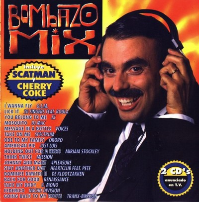Bombazo Mix [1995]