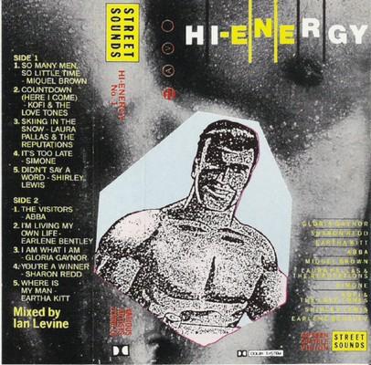 Hi-Energy Mix vol 01 [1984]