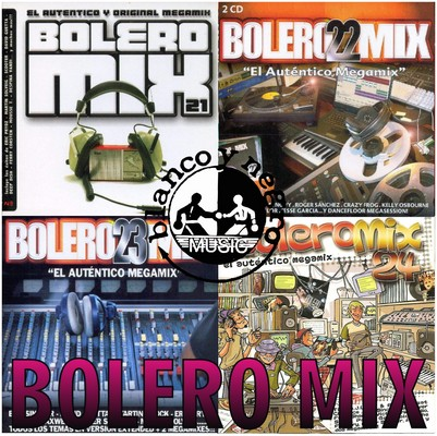 Bolero Mix volume 21-24