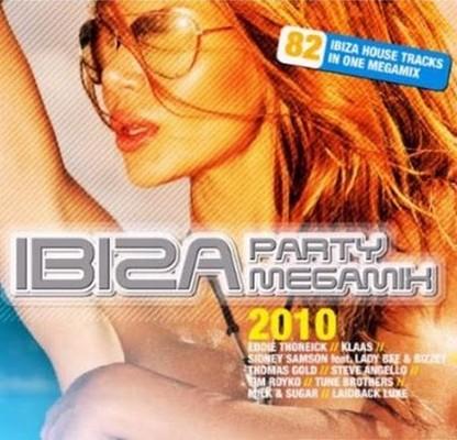 Ibiza Party Megamix 2010 [2xCD]