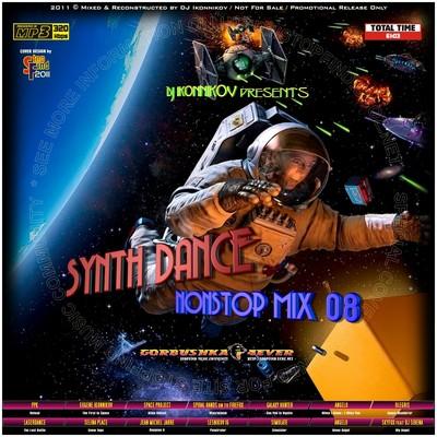 DJ Ikonnikov - Synth Dance Non Stop Mix 08 [2011]
