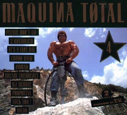 Maquina Total 4 [1992] / 2xCD