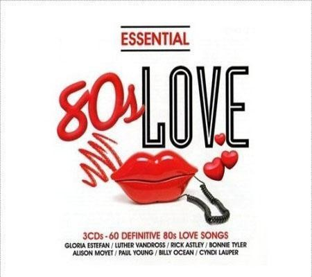 Essential - 80s Love [3xCD]