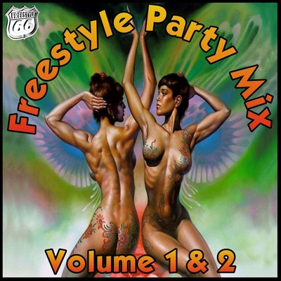 Freestyle 66 - Freestyle Party Mix 01 & 02 [2010]