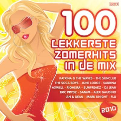 100 Lekkerste Zomerhits In De Mix 2010 [3xCD]
