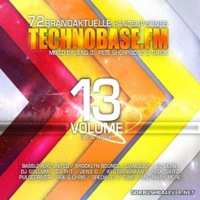 Technobase.FM vol 13 [2016]