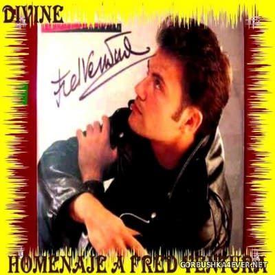DJ Divine - Homenaje A Fred Ventura [2013]