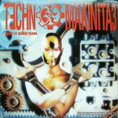 Technomakinita 3 [1992] / 2xCD