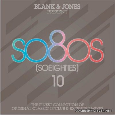 Blank & Jones Presents So80s (So Eighties) vol 10 [2016] / 3xCD