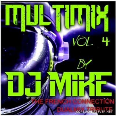 DJ Mike - Multimix vol 4 [2016]