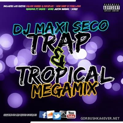 Trap & Tropical Megamix 2016 by DJ Maxi Seco