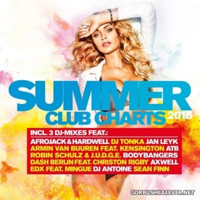 Summer Club Charts 2016