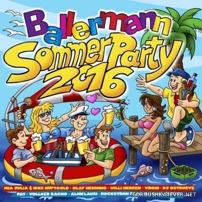 Ballermann Sommer Party 2016