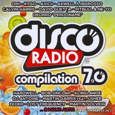Disco Radio Compilation 7.0 [2015] / 2xCD