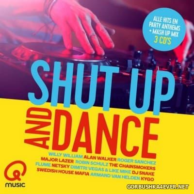 Shut Up And Dance [2016] / 3xCD