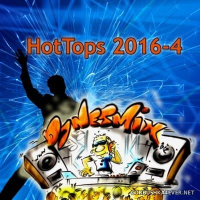 DJ Netmix - Hot Tops In The Mix 2016.4