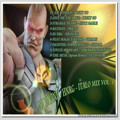 DJ Divine - HNRG Italo 1 [2012]