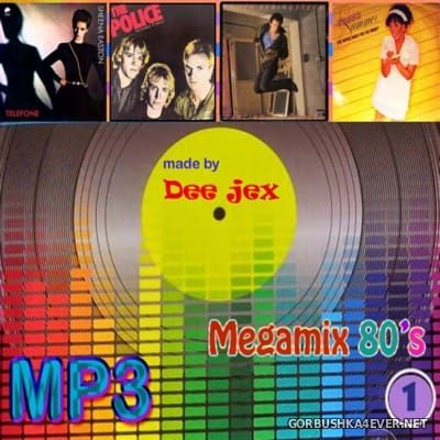 Megamix 80's vol 01 by Dee Jex