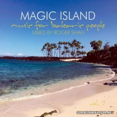 Magic Island vol 7 [2016] / 2xCD / Mixed By Roger Shah