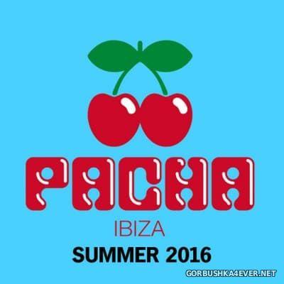 Pacha Ibiza Summer 2016 / 3xCD
