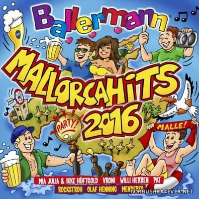 Ballermann Mallorca Hits 2016 / 2xCD