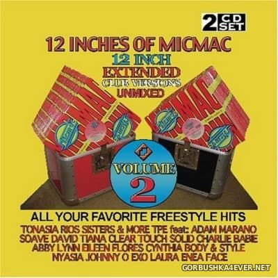12 Inches Of Micmac vol 02 [2005] / 2xCD
