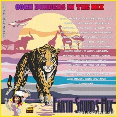 Earth Sounds Mix 2016 by Coen Donders