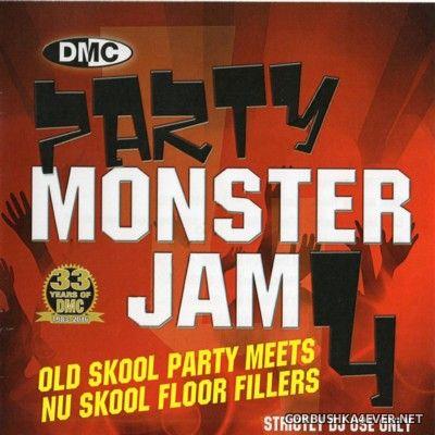 [DMC] Monsterjam - Party 4 [2016] Mixed By DJ Ivan Santana